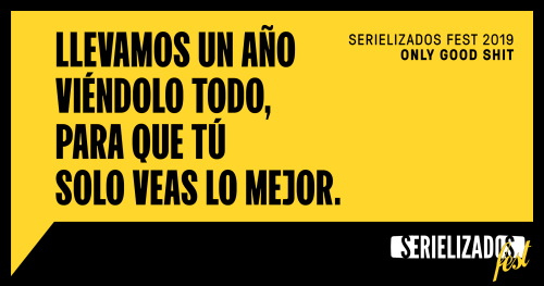 Serielizados Fest announces programming and guests of its 6th edition, celebrated in both Barcelona and Madrid