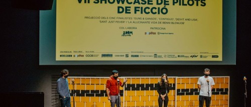 The 7th Serielizados Fest closes with 150.000 online viewers